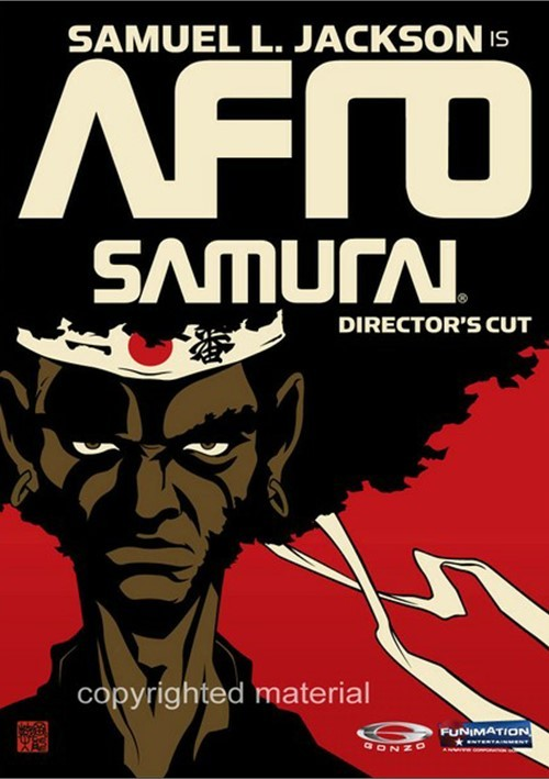 Afro Samurai: Directors Cut Movie