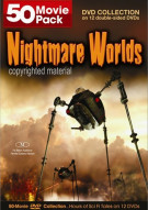 Nightmare Worlds: 50 Movie Pack Movie