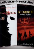 Halloween II / Halloween III: Season Of The Witch (Double Feature) Movie