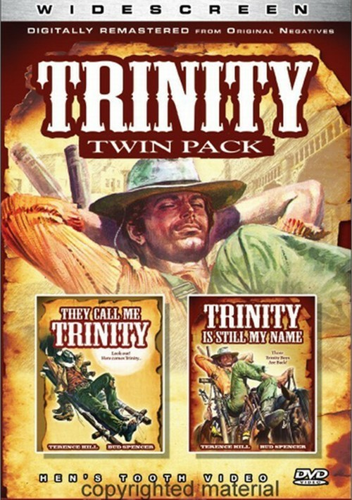 Trinity Twin Pack Movie