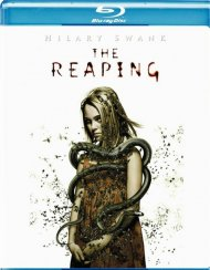 Reaping, The Blu-ray