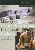 Cavalleria Rusticana, Pagliacci Movie
