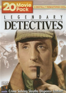 Legendary Detectives: 20 Movie Pack Movie