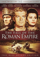 Fall Of The Roman Empire, The: 2 Disc Deluxe Edition Movie