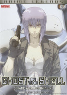 Ghost In The Shell: Legends Of Anime Movie