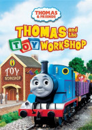 Thomas & Friends: Thomas And The Toy Workshop Movie