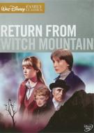 Return From Witch Mountain: Walt Disney Family Classics Movie