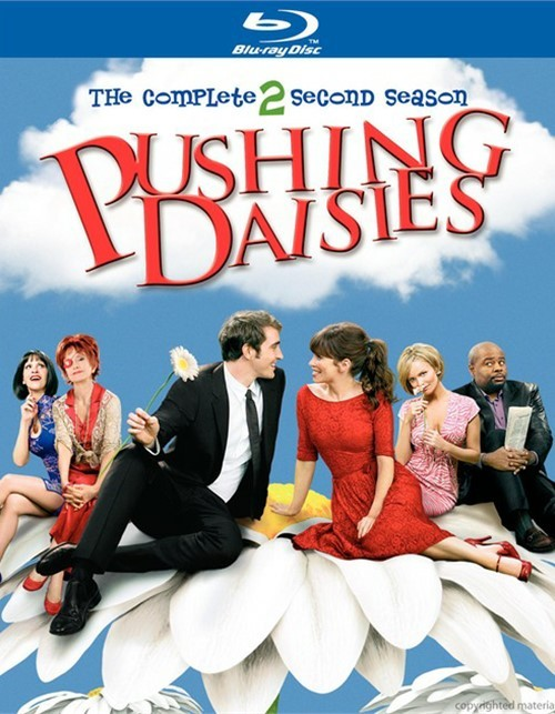 Pushing Daisies: The Complete Second Season Blu-ray