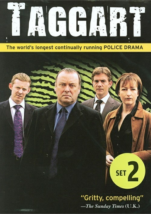 Taggart: Set 2 Movie