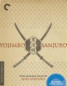 Two Samurai Films By Akira Kurosawa: Yojimbo / Sanjuro - The Criterion Collection Blu-ray