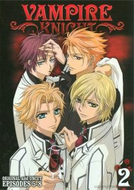Vampire Knight: Volume 2 Movie