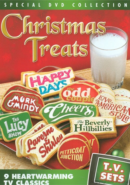 T.V. Sets: Christmas Treats Movie