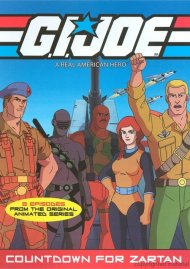G.I. Joe: A Real American Hero - Countdown For Zartan Movie