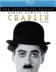 Chaplin: 15th Anniversary Edition Blu-ray