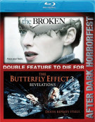 Broken, The / The Butterfly Effect 3: Revelations (Double Feature) Blu-ray