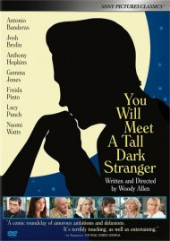You Will Meet A Tall Dark Stranger Movie