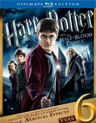 Harry Potter And The Half-Blood Prince: Ultimate Edition Blu-ray