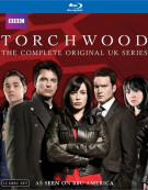 Torchwood: The Complete Original UK Series Blu-ray