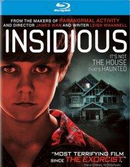 Insidious Blu-ray