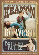 Go West / Battling Butler: Ultimate Two-Disc Edition (Double Feature) Movie