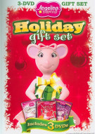 Angelina Ballerina Holiday Gift Set Movie