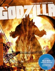 Godzilla: The Criterion Collection Blu-ray
