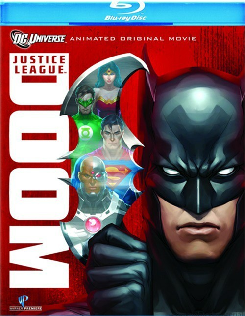 Justice League: Doom (Blu-ray + DVD Combo) Blu-ray