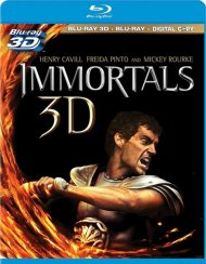 Immortals 3D (Blu-ray 3D + Blu-ray + Digital Copy) Blu-ray