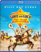 Luke And Lucy: The Texas Rangers Blu-ray