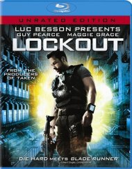 Lockout: Unrated (Blu-ray + UltraViolet) Blu-ray