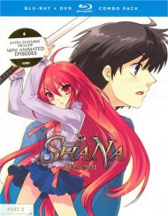 Shakugan No Shana: Season Two, Part Two (Blu-ray + DVD Combo) Blu-ray