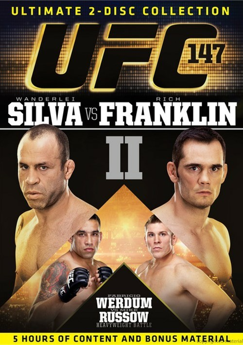 UFC 147: Silva Vs. Franklin II Movie