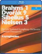 4 Symphonies Blu-ray