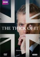 Thick Of It, The: Seasons 1 - 4 Movie