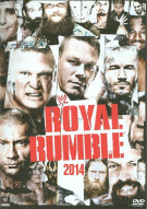 WWE: Royal Rumble 2014 Movie