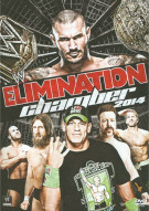 WWE: Elimination Chamber 2014 Movie