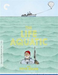 Life Aquatic With Steve Zissou, The: The Criterion Collection Blu-ray