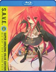 Shakugan No Shana: Season Two - Repackage (Blu-ray + DVD Combo) Blu-ray