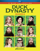 Duck Dynasty: Season Six Blu-ray