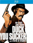 Duck, You Sucker (A Fistful Of Dynamite) Blu-ray