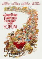 Funny Thing Happened On The Way To The Forum Movie