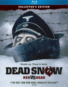 Dead Snow 2 Red Vs. Dead: Collectors Edition Blu-ray