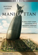 Manhattan: Season One (DVD + UltraViolet) Movie