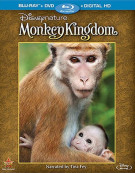 Disneynature: Monkey Kingdom (Blu-ray + DVD + Digital HD) Blu-ray