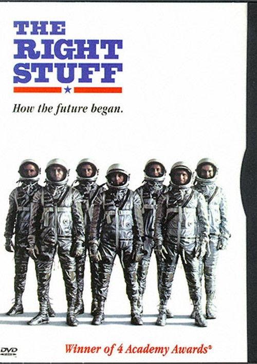 Right Stuff, The Movie