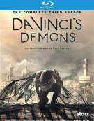 Da Vincis Demons: The Complete Third Season Blu-ray