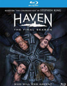 Haven: The Complete Final Season Blu-ray