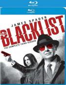 Blacklist, The: The Complete Third Season Blu-ray