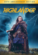 Highlander: 30th Anniversary (DVD + UltraViolet) Movie