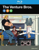 Venture Bros., The: Season 6 (Blu-ray + UltraViolet) Blu-ray